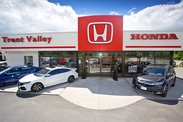 Trent Valley Honda, Contact Information