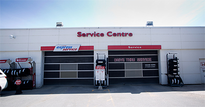 Service Centre Trent Valley  Honda