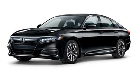 Accord Hybrid Trent Valley Honda