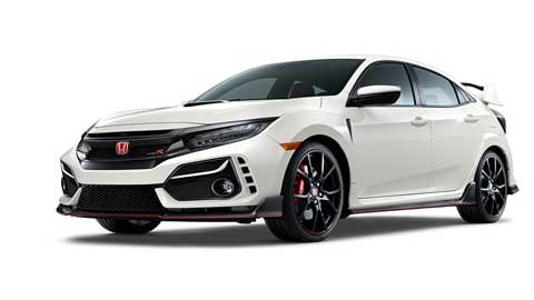 Civic Type-R Trent Valley Honda