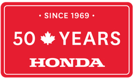 50 years Honda, TV Honda